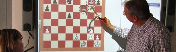 Chess Tutor + Smartboard = successful combination